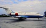チャーリーマイクさんが、横田基地で撮影した連邦航空局 BAe-125/HS-125 (C-29)の航空フォト(写真)