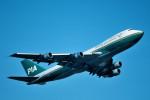 トロピカルさんが、成田国際空港で撮影したパキスタン国際航空 747-217Bの航空フォト(写真)