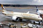 Harry Lennonさんが、成田国際空港で撮影したエティハド航空 787-9の航空フォト(写真)