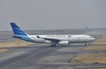 kix-boobyさんが、関西国際空港で撮影したガルーダ・インドネシア航空 A330-243の航空フォト(写真)