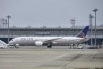 kix-boobyさんが、関西国際空港で撮影したユナイテッド航空 787-9の航空フォト(写真)