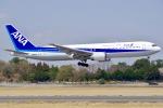 bravotaisei787さんが、熊本空港で撮影した全日空 767-381の航空フォト(写真)