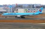 Tomo_ritoguriさんが、福岡空港で撮影した大韓航空 A330-323Xの航空フォト(写真)