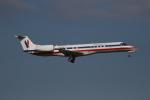 ゴンタさんが、ダラス・フォートワース国際空港で撮影したアメリカン・イーグル ERJ-140LRの航空フォト(写真)