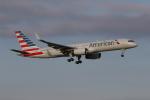 ゴンタさんが、ダラス・フォートワース国際空港で撮影したアメリカン航空 757-223の航空フォト(写真)