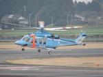 F.KAITOさんが、鹿児島空港で撮影した鹿児島県警察 AW139の航空フォト(写真)