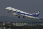 senyoさんが、名古屋飛行場で撮影した全日空 A321-131の航空フォト(写真)