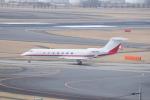 Timothyさんが、成田国際空港で撮影したウェルズ・ファーゴ・バンク・ノースウェスト G500/G550 (G-V)の航空フォト(写真)