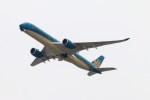ガス屋のヨッシーさんが、関西国際空港で撮影したベトナム航空 A350-941XWBの航空フォト(写真)