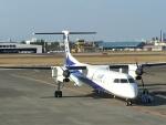 junjunskywalkerさんが、宮崎空港で撮影したANAウイングス DHC-8-402Q Dash 8の航空フォト(写真)