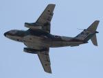 丸めがねさんが、名古屋飛行場で撮影した航空自衛隊 C-1の航空フォト(写真)