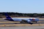 jjieさんが、成田国際空港で撮影したフェデックス・エクスプレス 777-FS2の航空フォト(写真)