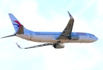 Tomo_ritoguriさんが、福岡空港で撮影した中国東方航空 737-89Pの航空フォト(写真)