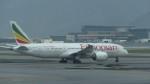 twinengineさんが、香港国際空港で撮影したエチオピア航空 787-860の航空フォト(写真)