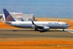 Tomo_ritoguriさんが、中部国際空港で撮影したユナイテッド航空 737-824の航空フォト(写真)