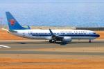 Tomo_ritoguriさんが、中部国際空港で撮影した中国南方航空 737-81Bの航空フォト(写真)