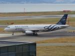 KIX787-9さんが、関西国際空港で撮影した中国南方航空 A320-232の航空フォト(写真)