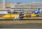 mojioさんが、羽田空港で撮影した全日空 777-281/ERの航空フォト(写真)