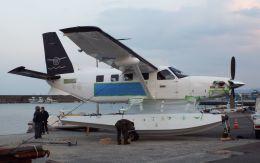 asuto_fさんが、亀川魚港で撮影したせとうちSEAPLANES Kodiak 100の航空フォト(写真)