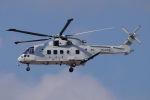 まんぼ しりうすさんが、岐阜基地で撮影した海上自衛隊 MCH-101の航空フォト(写真)