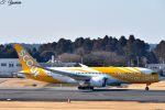 吉田高士さんが、成田国際空港で撮影したスクート 787-8 Dreamlinerの航空フォト(写真)