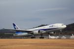 BlackTramさんが、広島空港で撮影した全日空 777-281の航空フォト(写真)