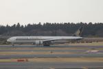 ジャンクさんが、成田国際空港で撮影したシンガポール航空 777-312/ERの航空フォト(写真)