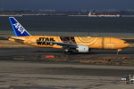 Bulu minさんが、羽田空港で撮影した全日空 777-281/ERの航空フォト(写真)
