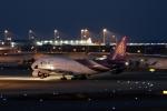 ぷぅぷぅまるさんが、関西国際空港で撮影したタイ国際航空 747-4D7の航空フォト(写真)