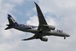 northさんが、羽田空港で撮影した全日空 787-881の航空フォト(写真)
