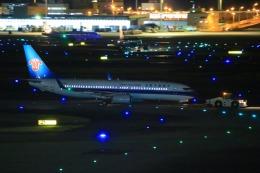 KAMIYA JASDFさんが、羽田空港で撮影した中国南方航空 737-81Bの航空フォト(写真)