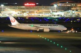 KAMIYA JASDFさんが、羽田空港で撮影した日本航空 787-846の航空フォト(写真)