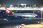 KAMIYA JASDFさんが、羽田空港で撮影したカンタス航空 747-438の航空フォト(写真)