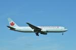 amagoさんが、成田国際空港で撮影したエア・カナダ 767-333/ERの航空フォト(写真)