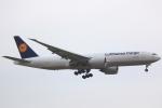 cassiopeiaさんが、成田国際空港で撮影したルフトハンザ・カーゴ 777-FBTの航空フォト(写真)