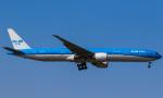 SPEEDBIRD-KEIGOさんが、成田国際空港で撮影したKLMオランダ航空 777-306/ERの航空フォト(写真)