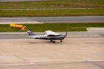 まいけるさんが、ウィーン国際空港で撮影したアメリカ企業所有 P210N Pressurized Centurionの航空フォト(写真)
