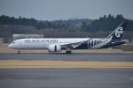 IL-18さんが、成田国際空港で撮影したニュージーランド航空 787-9の航空フォト(写真)