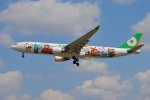 IL-18さんが、成田国際空港で撮影したエバー航空 A330-302Xの航空フォト(写真)