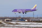 noriphotoさんが、札幌飛行場で撮影したフジドリームエアラインズ ERJ-170-200 (ERJ-175STD)の航空フォト(写真)