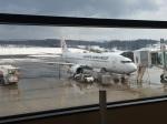 よしポンさんが、青森空港で撮影した日本航空 737-846の航空フォト(写真)