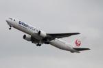 チャッピー・シミズさんが、小松空港で撮影した日本航空 767-346の航空フォト(写真)