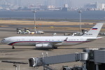Itami Spotterさんが、羽田空港で撮影したロシア連邦保安庁 Il-96-400VPUの航空フォト(写真)