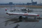 KAMIYA JASDFさんが、羽田空港で撮影した中国東方航空 A330-343Xの航空フォト(写真)