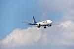 バーダーさんさんが、新千歳空港で撮影したスカイマーク 737-86Nの航空フォト(写真)