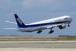 A-Chanさんが、那覇空港で撮影した全日空 777-381の航空フォト(写真)