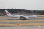 ジャンクさんが、成田国際空港で撮影した日本航空 777-246/ERの航空フォト(写真)