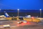 sakurasakuさんが、羽田空港で撮影した全日空 777-281/ERの航空フォト(写真)