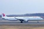 kitayocchiさんが、新千歳空港で撮影した中国東方航空 A321-211の航空フォト(写真)