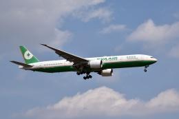 sonnyさんが、成田国際空港で撮影したエバー航空 777-35E/ERの航空フォト(写真)